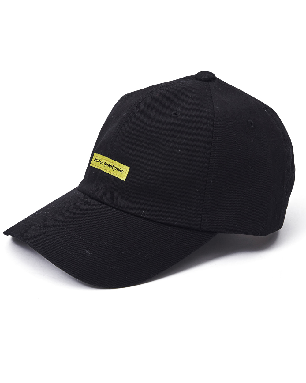 TYMAX YELLOW LABEL BALLCAP | BLACK