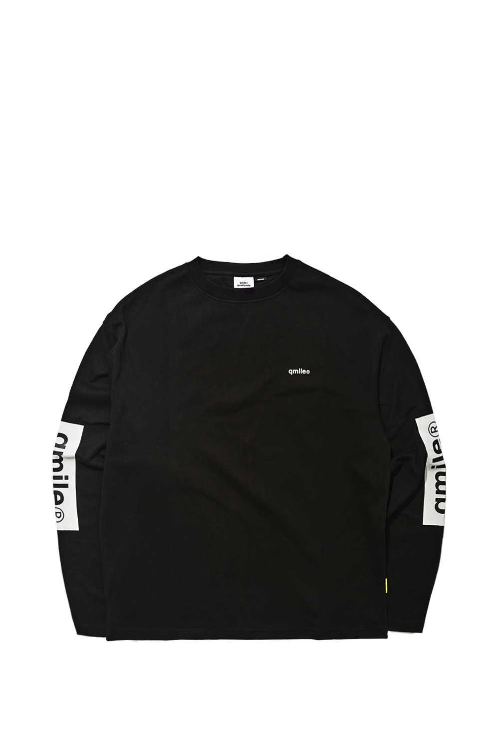 SLEEVE BANNER LONG SLEEVE | BLACK