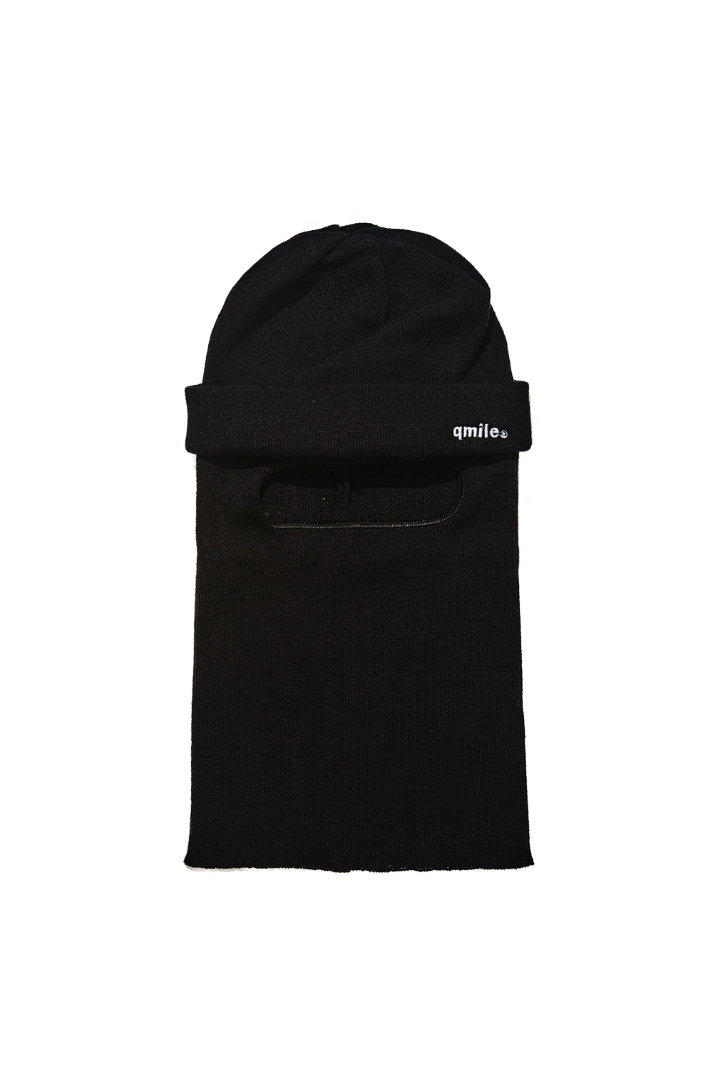 FACE MASK BEANIE | BLACK