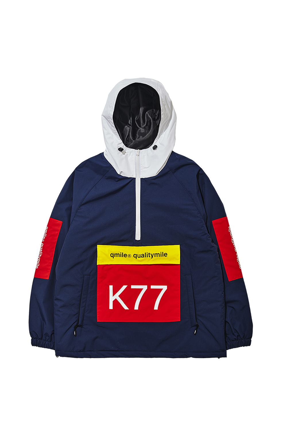 FOURTH ANORAK JACKET | NAVY