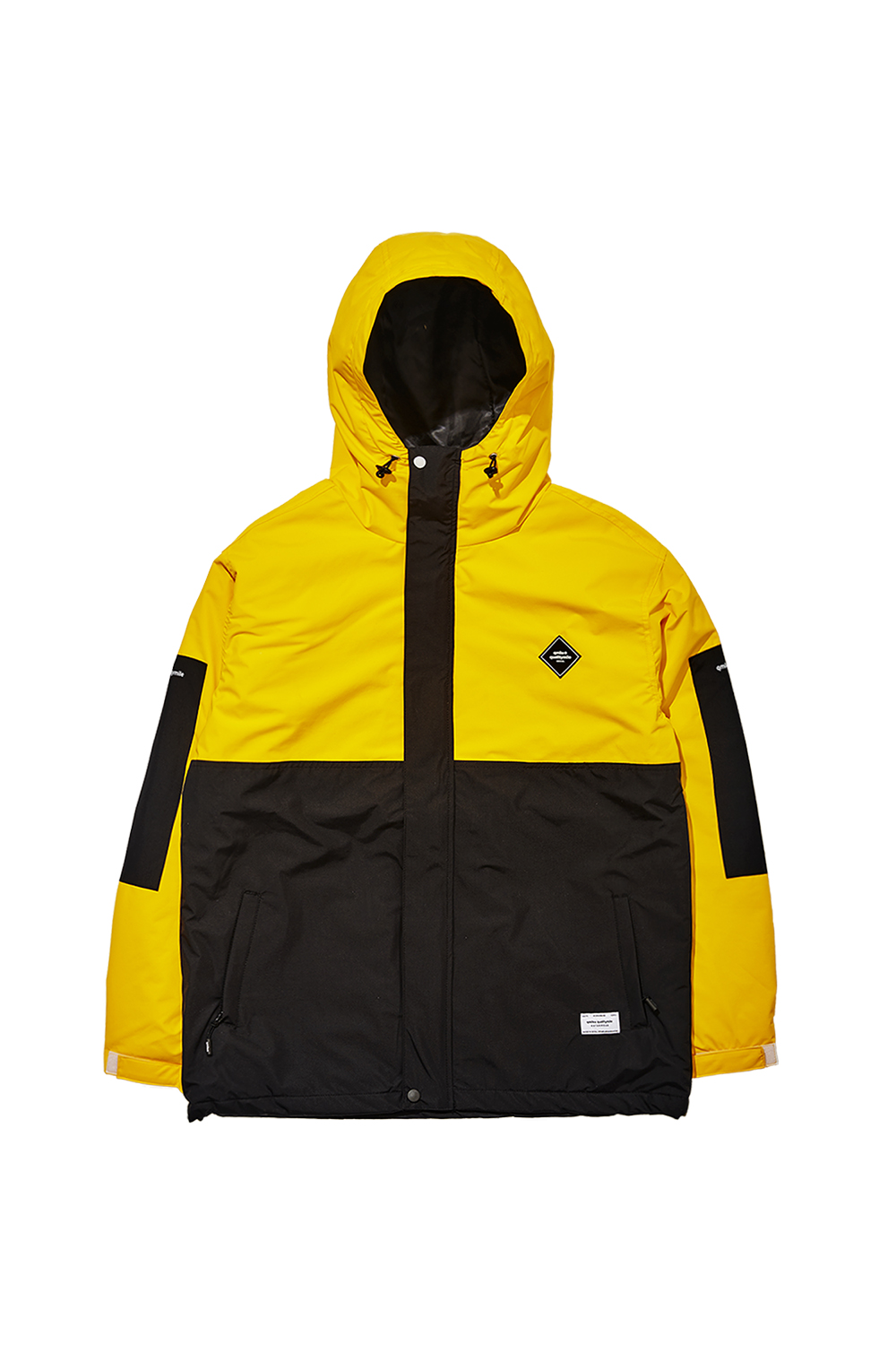 BELOW ZERO JACKET | YELLOW