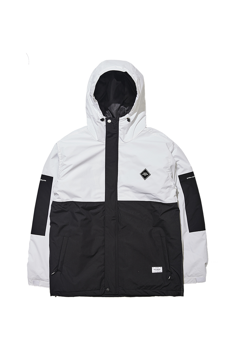 BELOW ZERO JACKET | WHITE