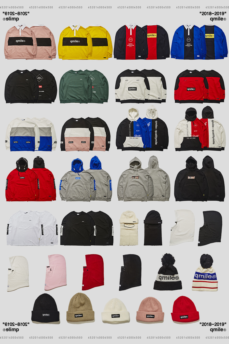 """2018-2019"" WINTER LOOKBOOK"