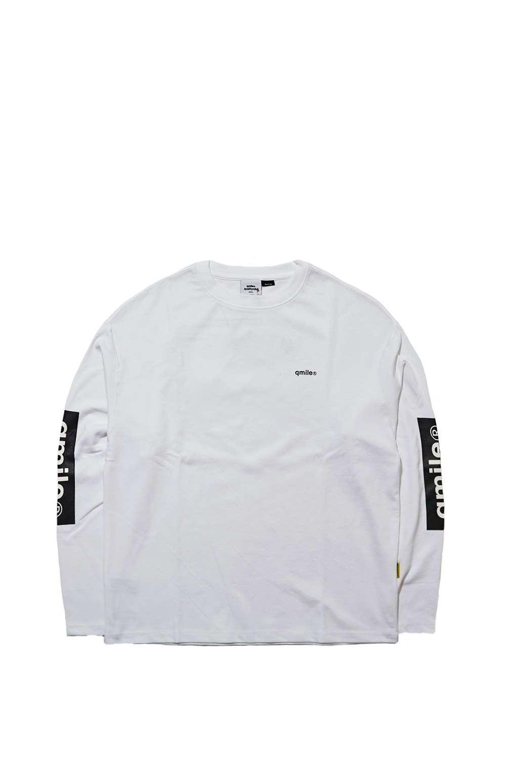 SLEEVE BANNER LONG SLEEVE | WHITE