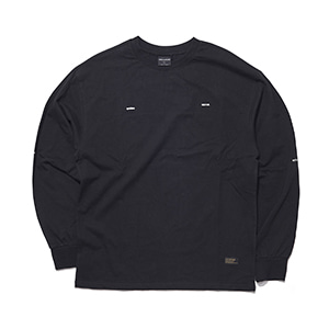 QS (qmile seoul) long sleeve black