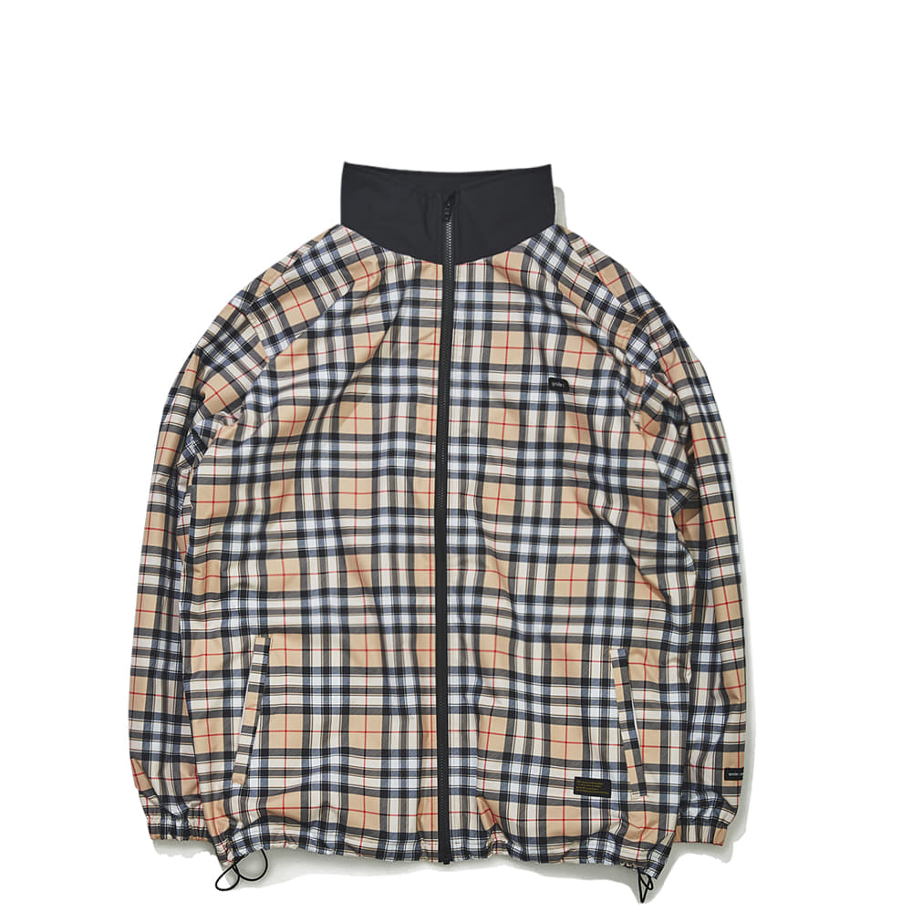 352 TRACK TOP 	B. PLAID