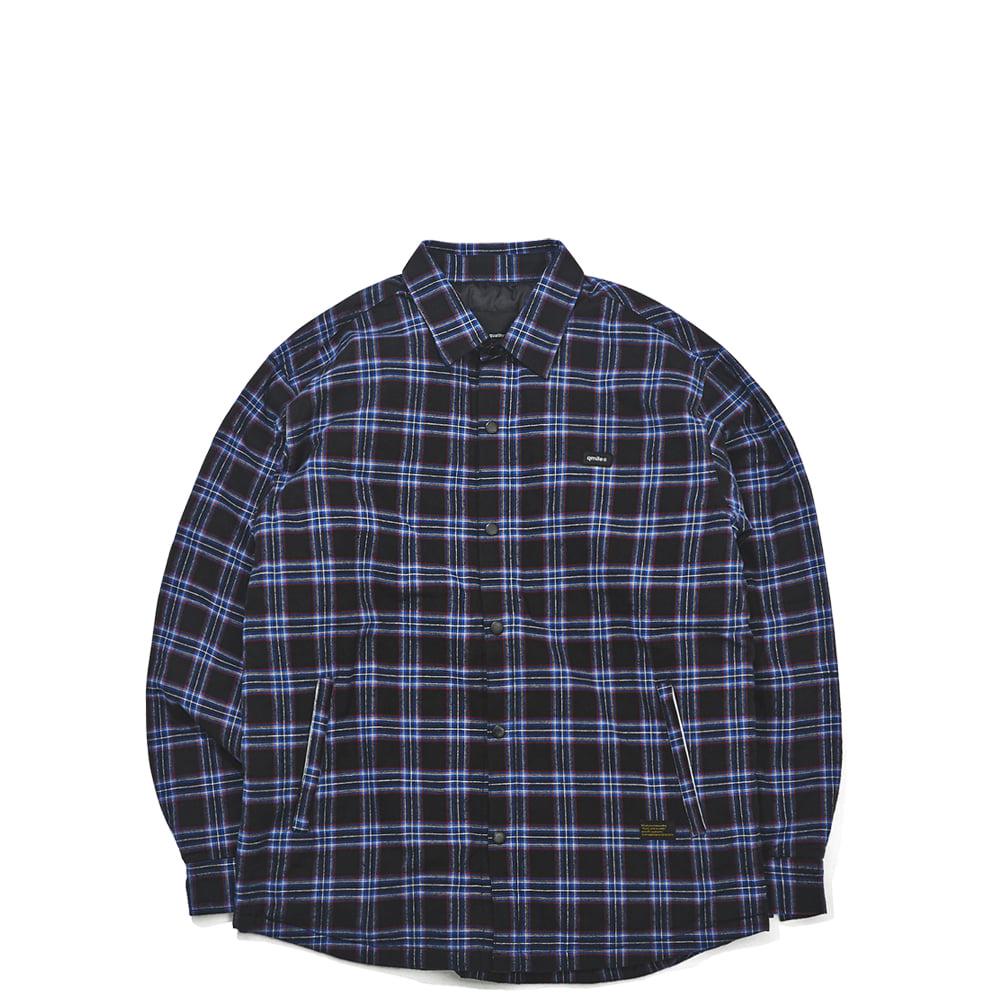 342 NAMBANG insulated 	NAVY PLAID(예약상품)