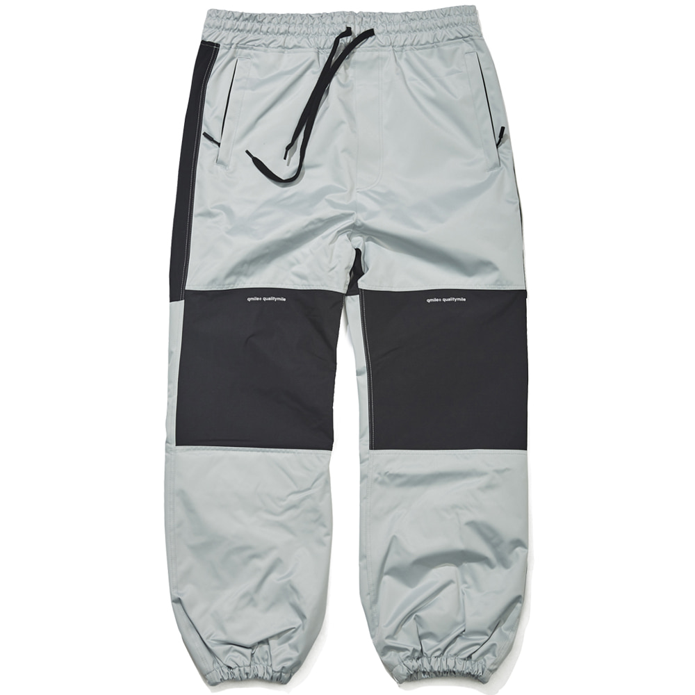 462 HARD TRAINING JOGGER 	SILVER