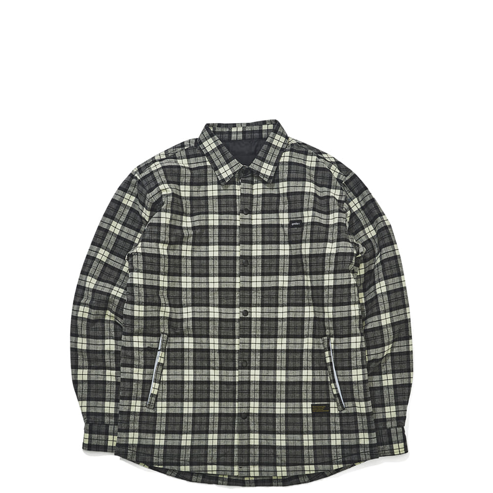 341 NAMBANG insulated 	WHITE PLAID(예약상품)